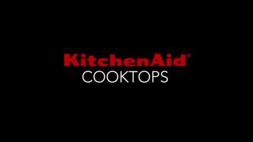 (OLD)KitchenAid Cooktop Even-HeatTM Torch Burner Video