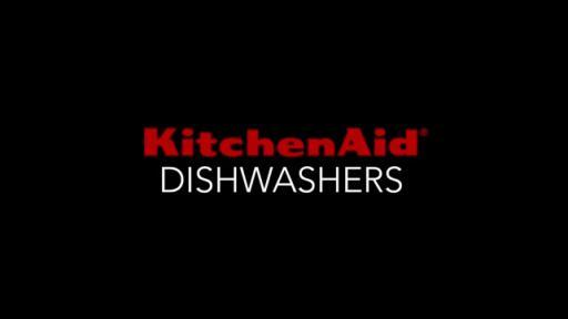 (OLD)KitchenAid Dishwasher with Clean Water Wash System
