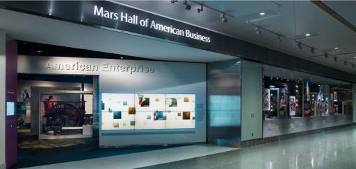 American Enterprise Entrance