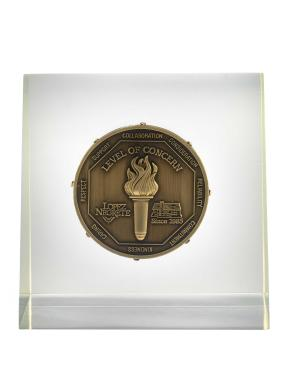 Lopez Negrete Communications, coin with the credo that has guided the agency since its inception