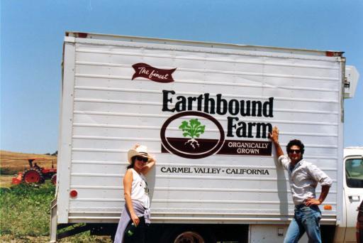 Earthbound Truck