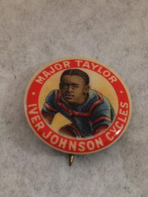 Marshall Taylor pin
