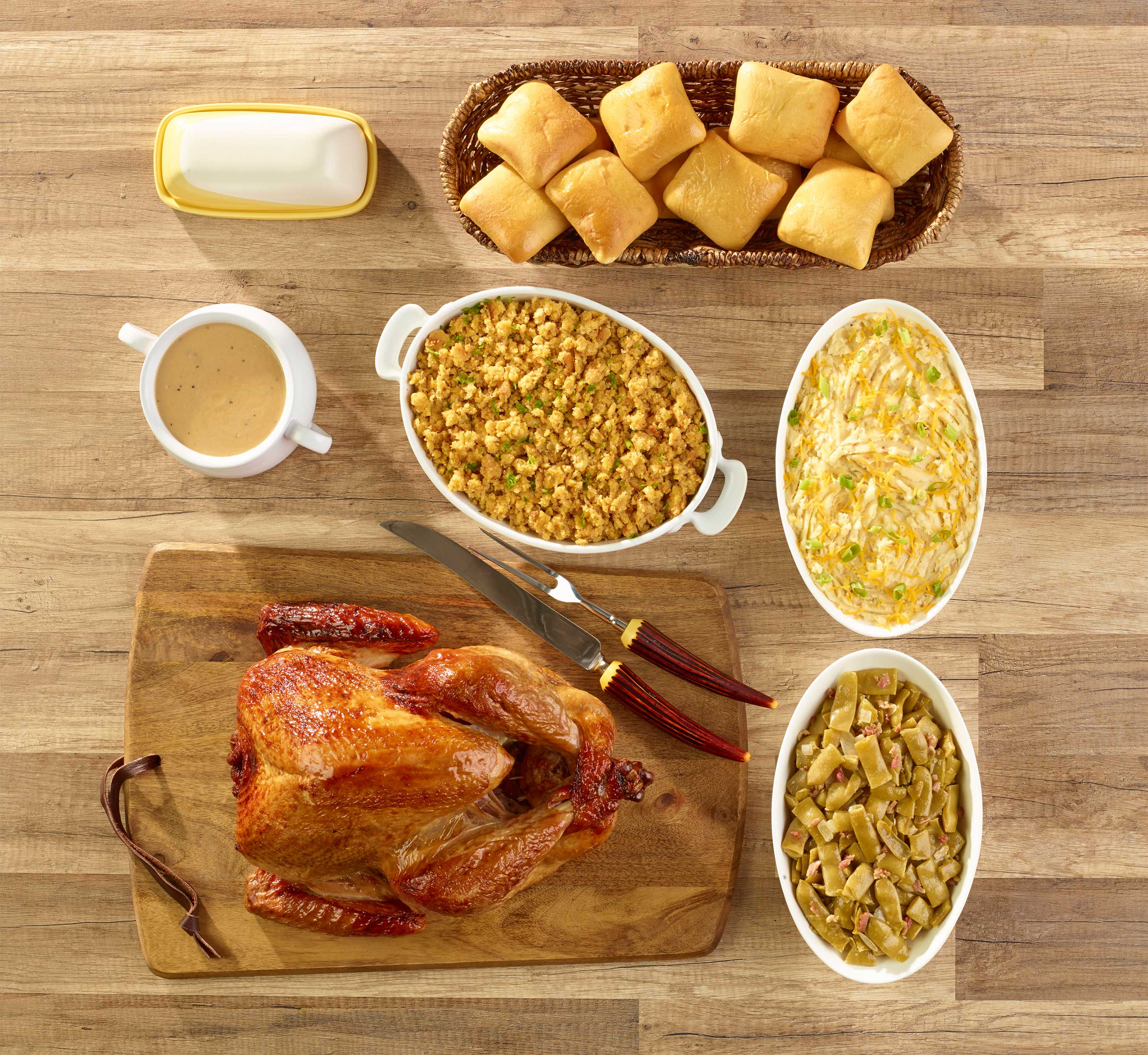 Dickey's Barbecue Pit does all the work so you can enjoy your holiday celebration without the fuss.