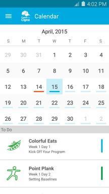 OLD-->Screenshot: Calendar