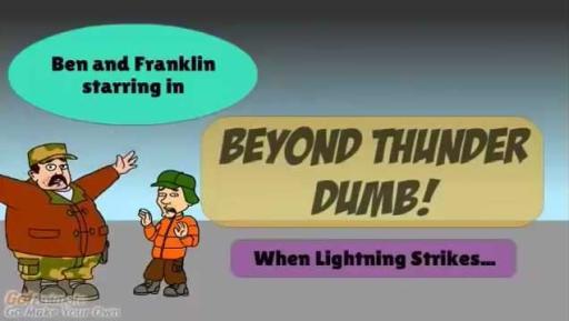 Insurance Information Institute: Beyond Thunder Dumb When Lightning Strikes