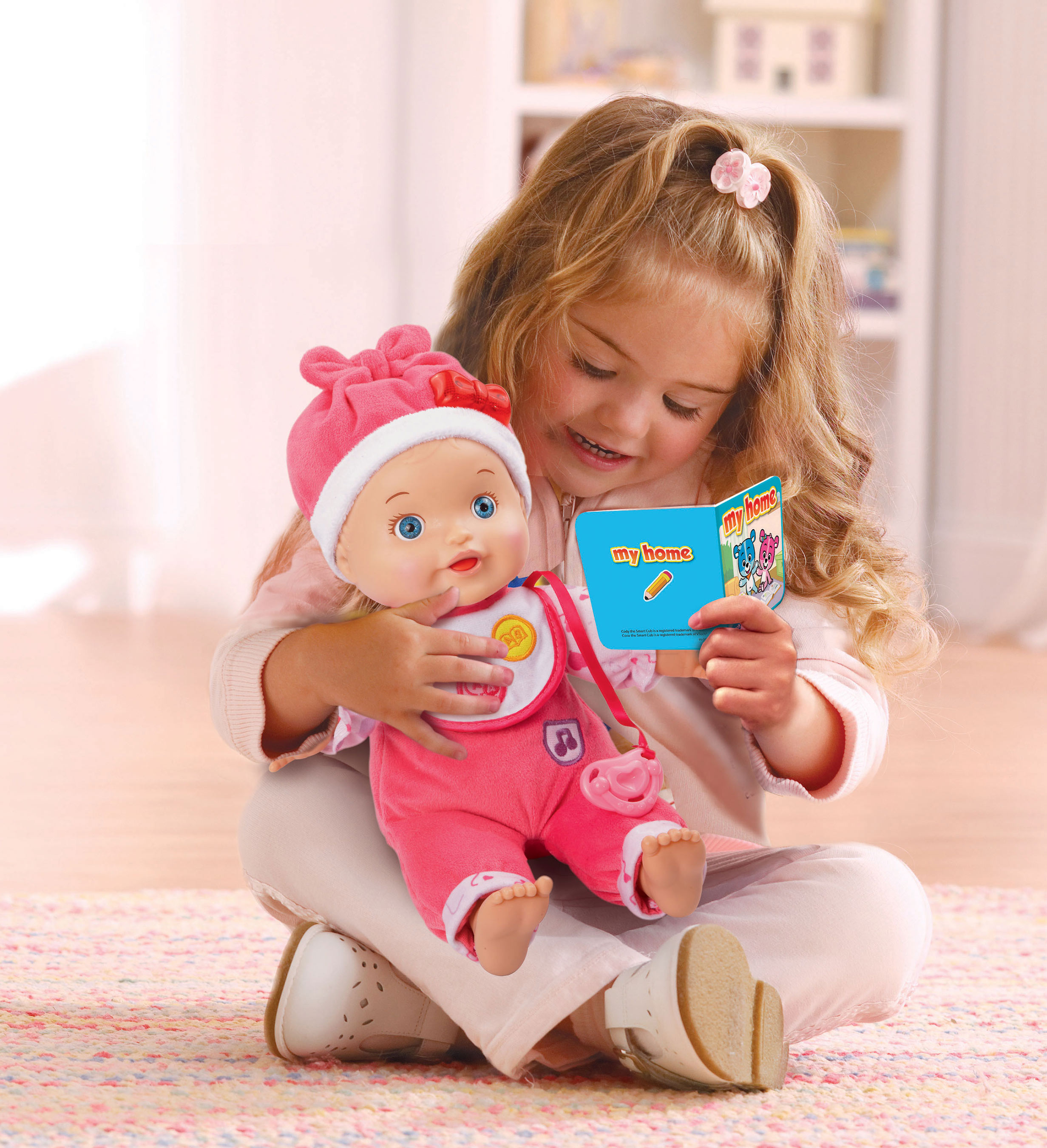 VTech Amazes with Innovative New Baby Doll Line