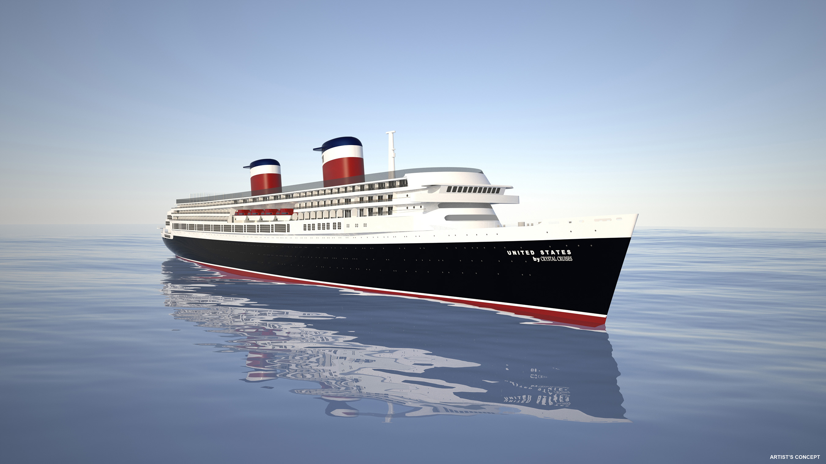 SS United States by Crystal Cruises