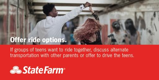 Offer Ride Options social graphic