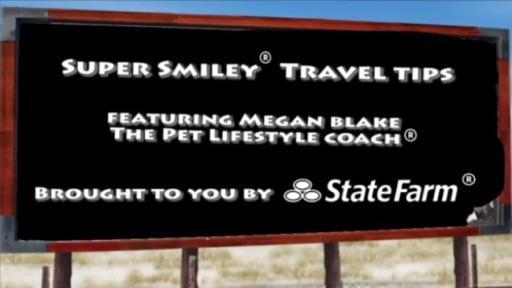 State Farm: Super Smiley Travel Tips with Megan Blake