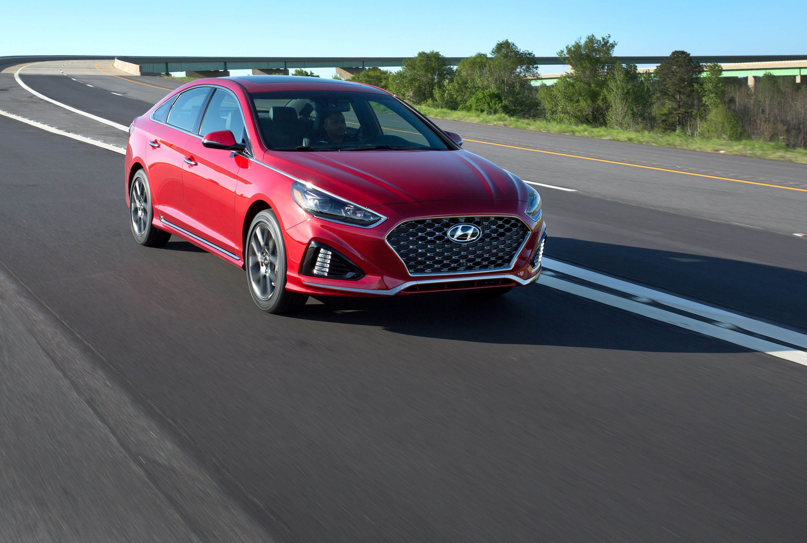 2018 Sonata Defining The Benchmark For Mid Sized Sedans