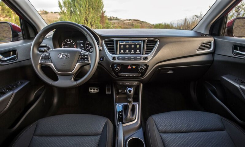 A DRIVER-ORIENTED LAYOUT WITH INTUITIVE CONTROLS COMBINES WITH IMPROVED INTERIOR ROOMINESS, HIGH-QUALITY MATERIALS AND PREMIUM TECHNOLOGY FEATURES TO RAISE THE STANDARD FOR SUBCOMPACTS.
