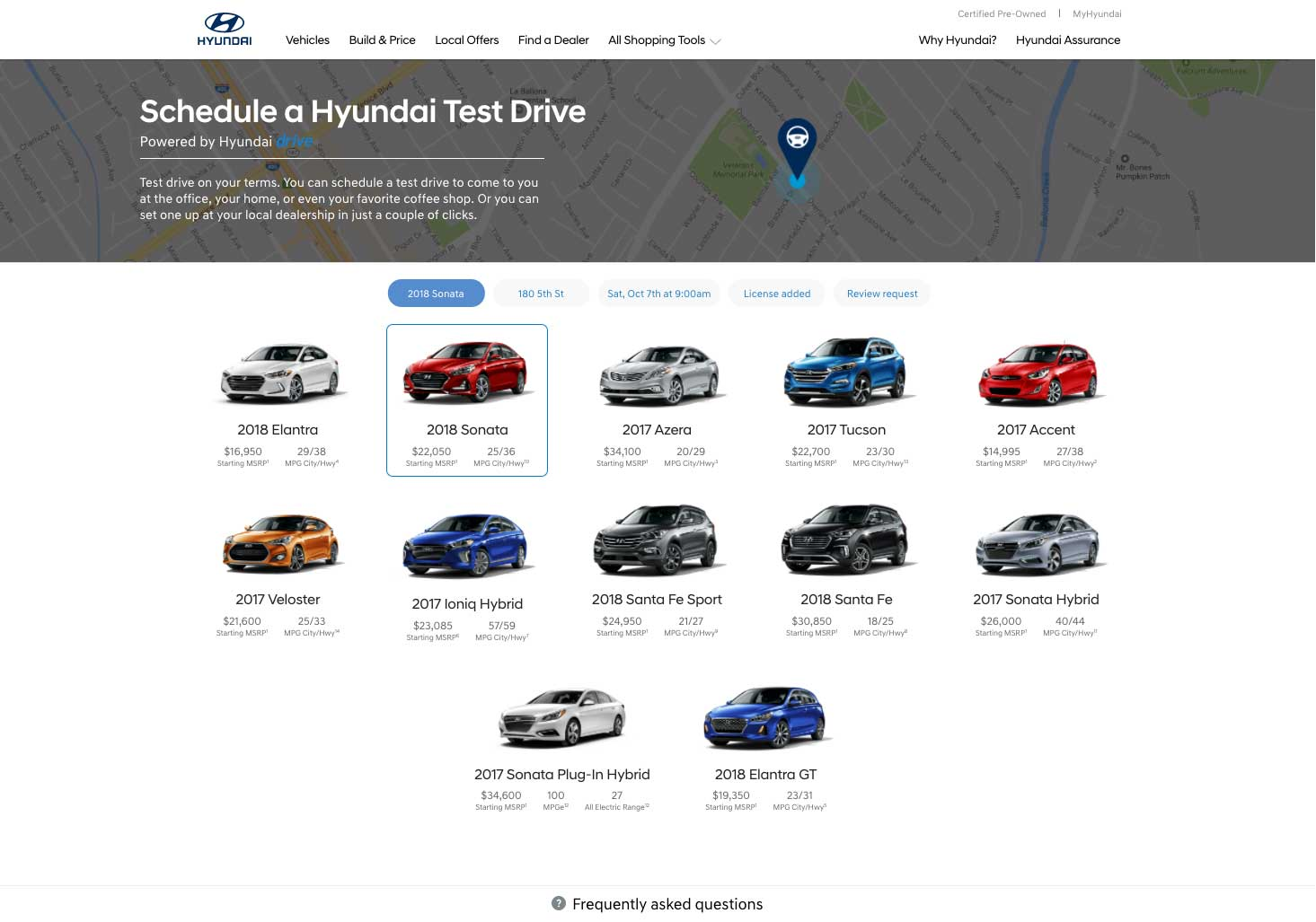 Hyundai transforms retail car buying with shopper for Hyundai motor finance usa