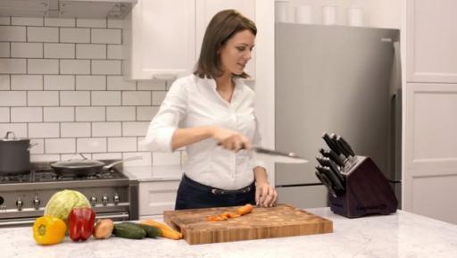 Calphalon Self Sharpening Cutlery TV Commercial