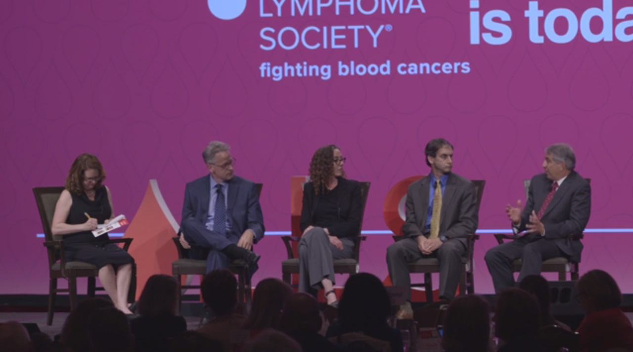 Louis J. DeGennaro, Ph.D., President and CEO, The Leukemia & Lymphoma Society