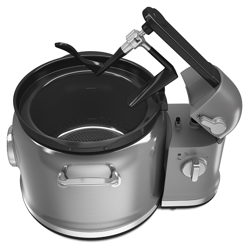 KitchenAid Multi-Cooker with Stir Tower Up