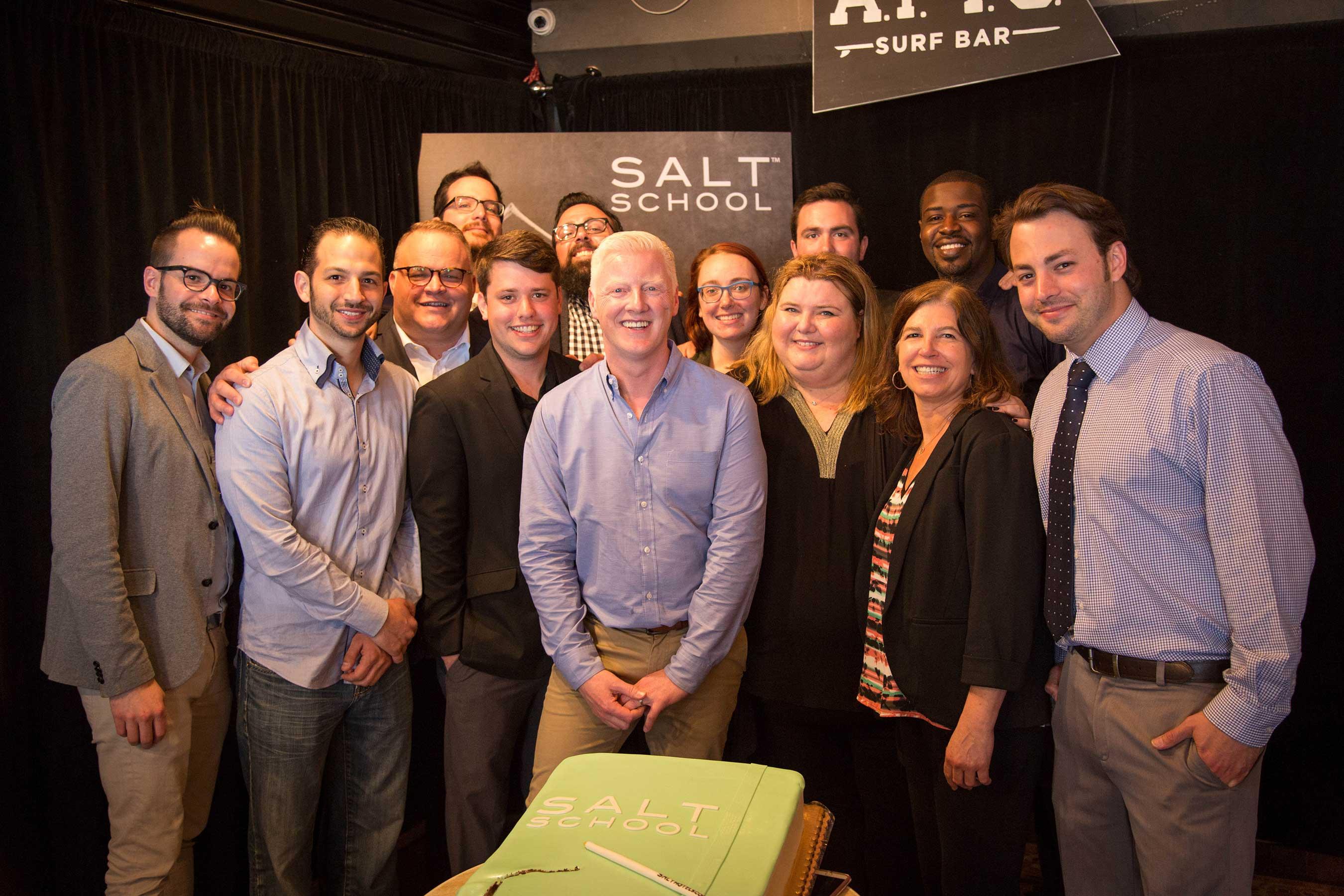 Executive team behind Salt School, hospitality training program in conjunction with The Asbury Hotel, Asbury Park, NJ