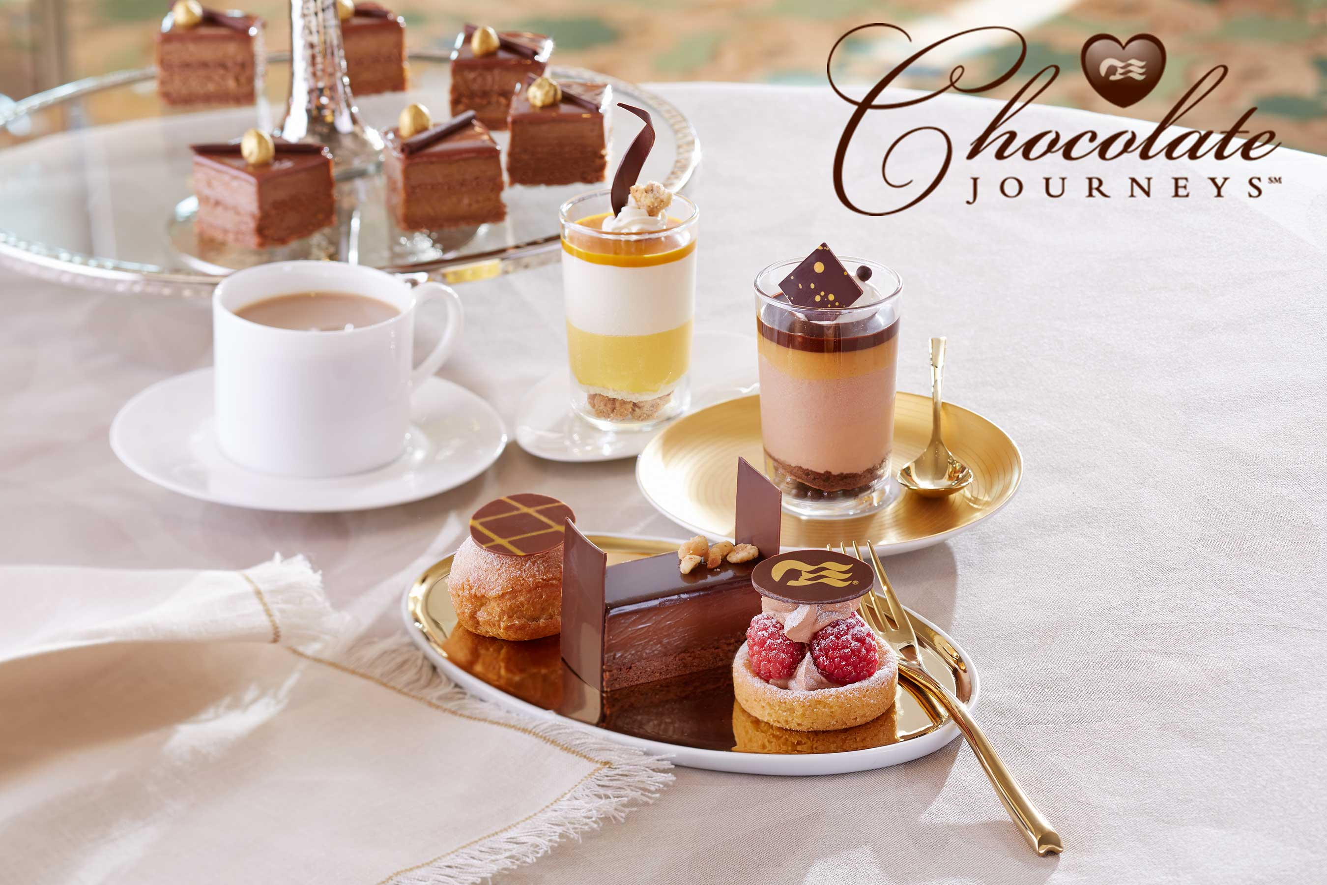 """More information about """"Chocolate Journeys"""" can be found at www.chocolatejourneys.com"""