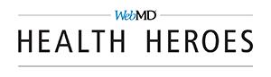 WebMD Health Heroes logo