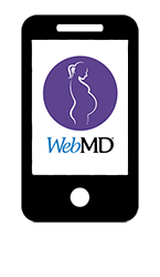 Download the WebMD Pregnancy App