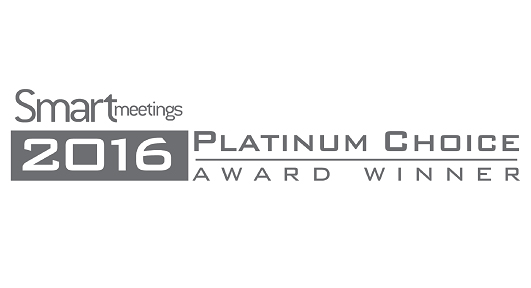 The Meritage Resort and Spa is honored to receive a Platinum Choice Award from Smart Meetings.