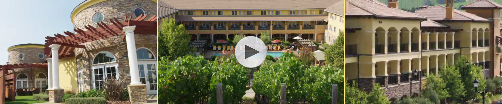 The Meritage Resort and Spa in Napa Valley is ready for its next guest