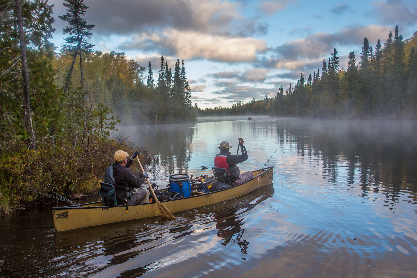 Superior National Forest, Gary Hamer, @GoParks Share the Experience 2016 photo contest