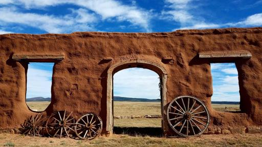 Share the Experience photo contest, Fort Union National Monument in New Mexico/Kristy Burns