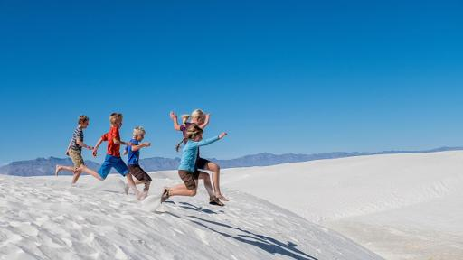 Share the Experience photo contest, White Sands National Monument in New Mexico/Jess Curren