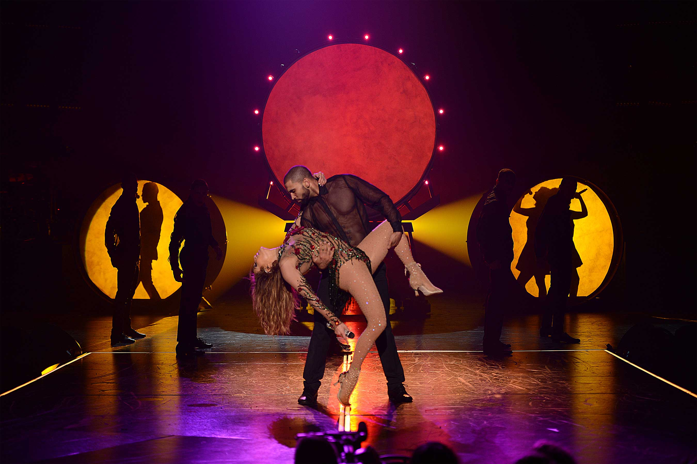 Jennifer Lopez debuts her new Las Vegas headlining residency show JENNIFER LOPEZ: ALL I HAVE at Planet Hollywood Resort & Casino. Photo Credit - Denise Truscello