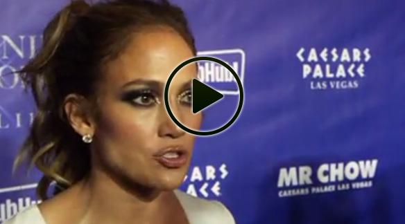 Jennifer Lopez debuts her new Las Vegas headlining residency show JENNIFER LOPEZ: ALL I HAVE at Planet Hollywood Resort & Casino.