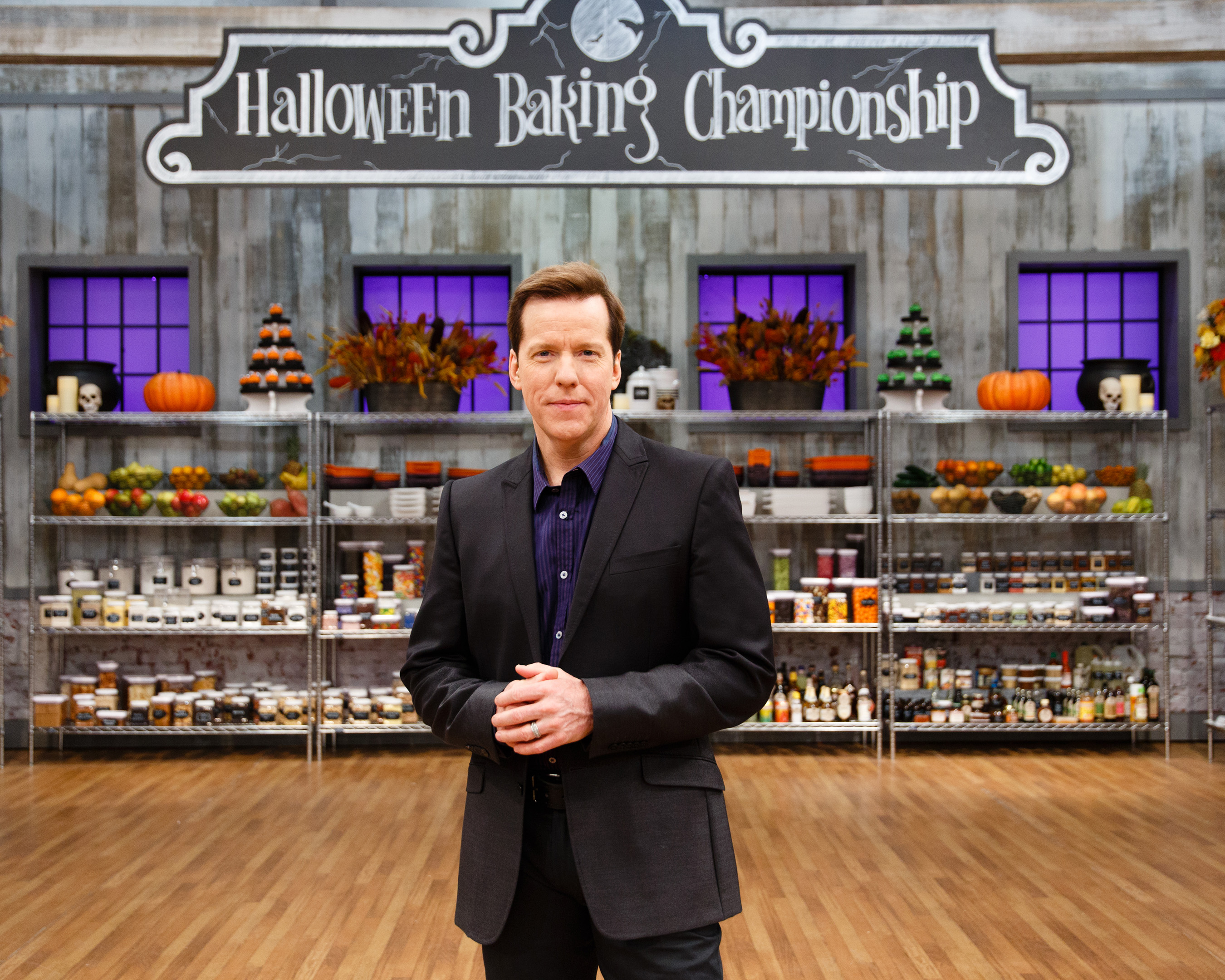 Spooky Sweets And Terrifying Treats Abound On The Return Of Halloween Baking Championship And First-Ever Kids Halloween Baking Championship
