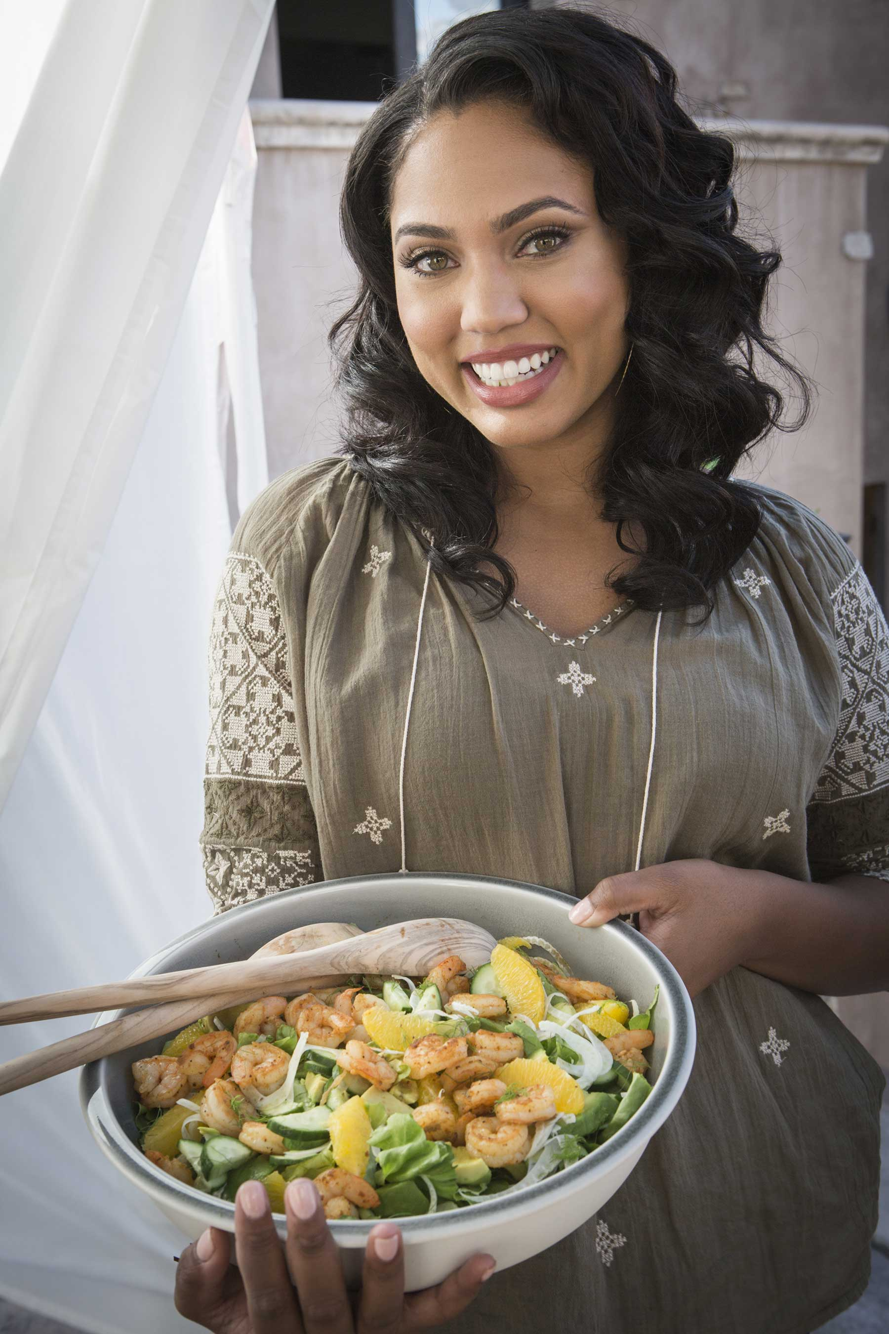 Ayesha Curry Celebrates Family, Friends And Food In New Series Ayesha's Homemade