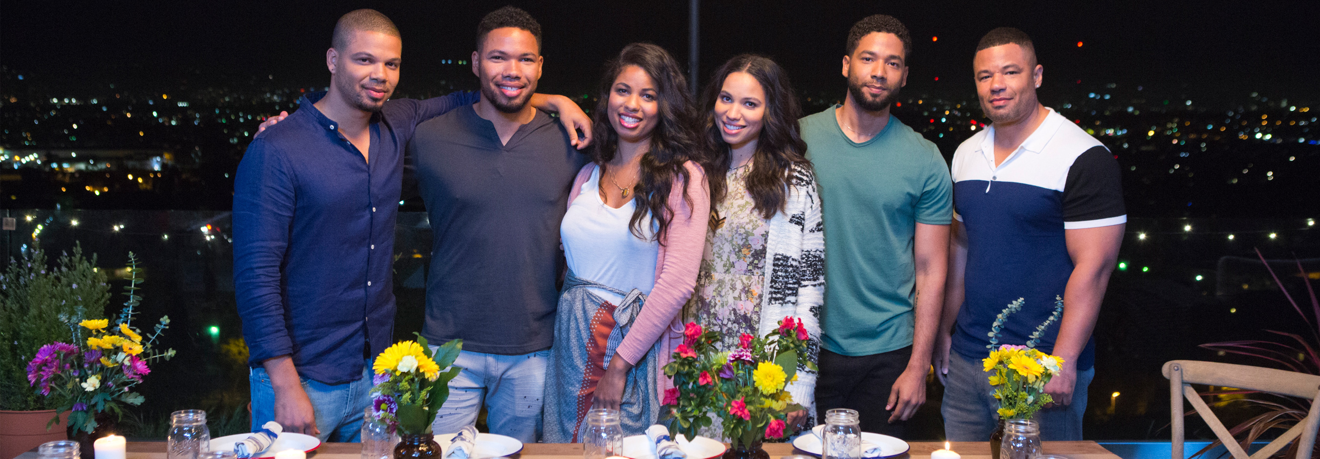 Multi Talented Smollett Family Serves Up Fun Food And Favorite Recipes In New Series Smollett Eats #tbt last year around january or february on the floor in my living room going through like the 15th edit of #thefamilytable. recipes in new series smollett eats