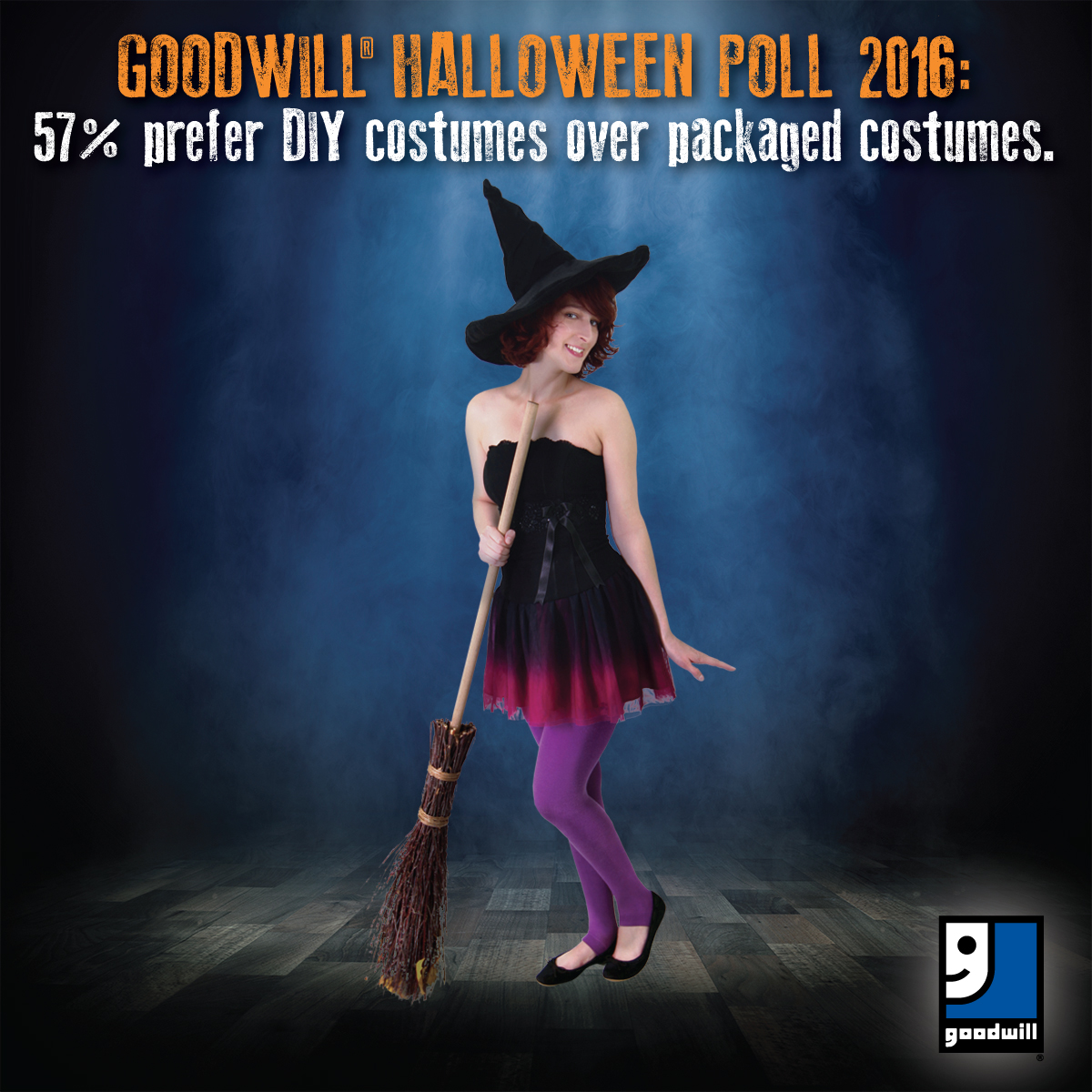 Goodwill® Uncovers Halloween Trends to Help People Celebrate a Frighteningly Fabulous Holiday