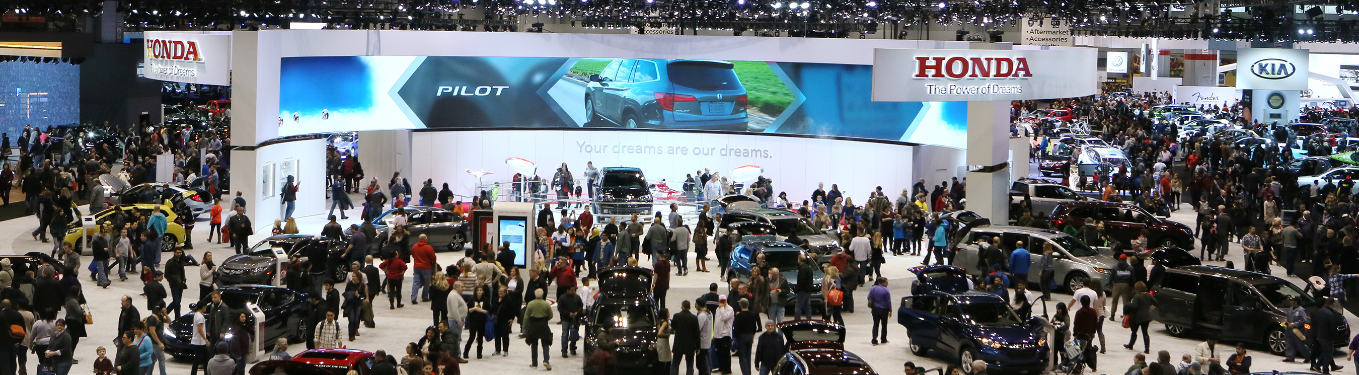 2016 Chicago Auto Show, the nation's largest, runs from Feb. 13-21.