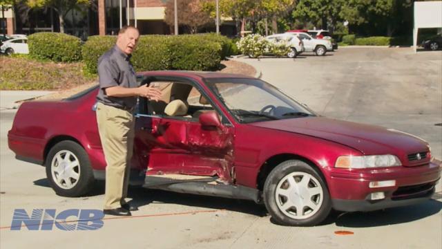 NICB Car parts rising costs video