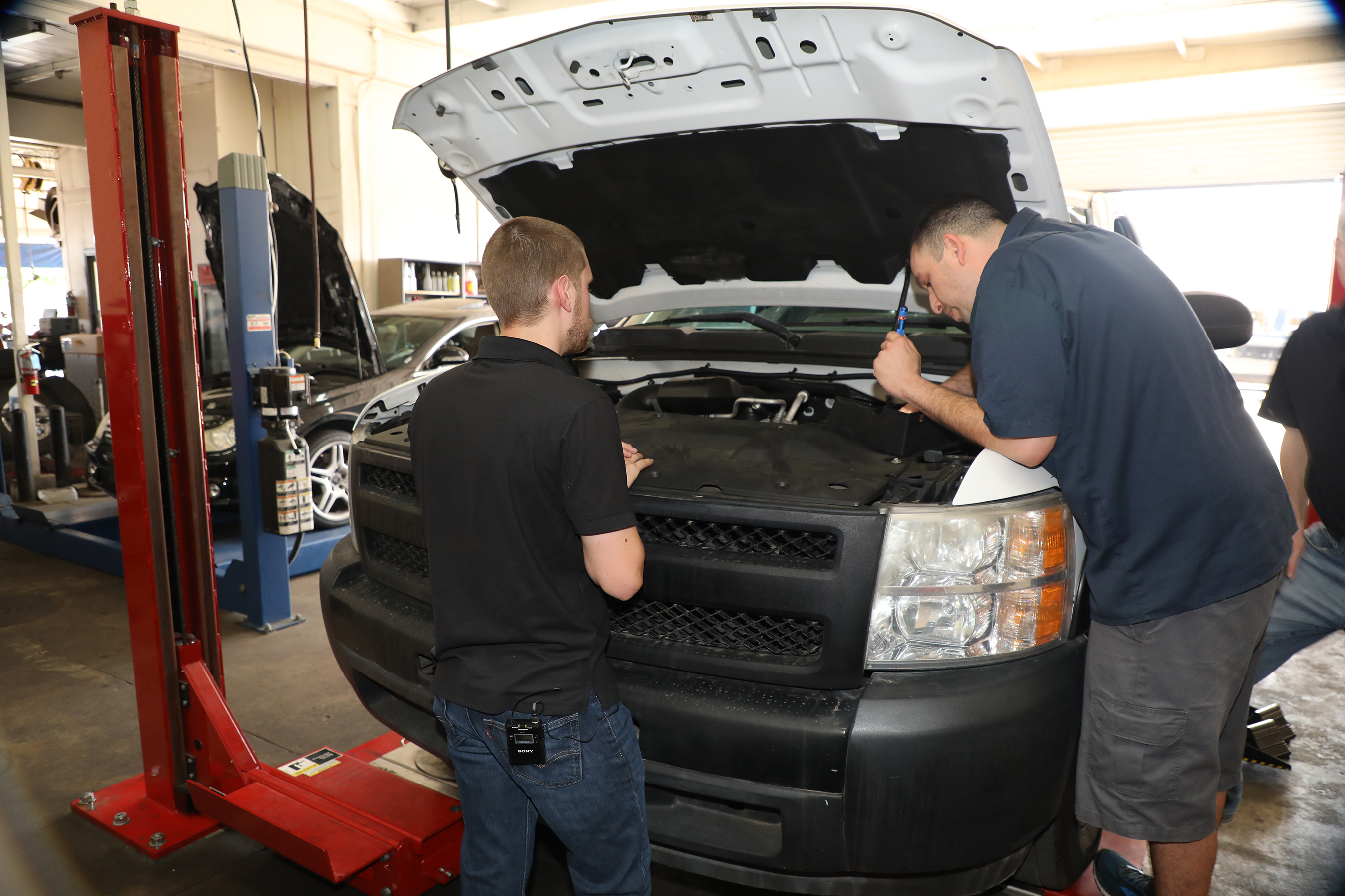 Car Inspection Houston >> Victim Buys Flooded Pickup that Went from Florida to Texas