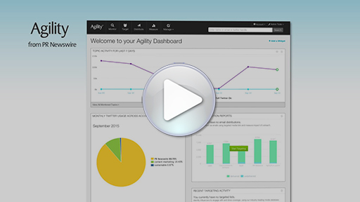 Agility now has access to more than 1,000 unique broadcast sources, and millions of searchable segments available in near real-time.