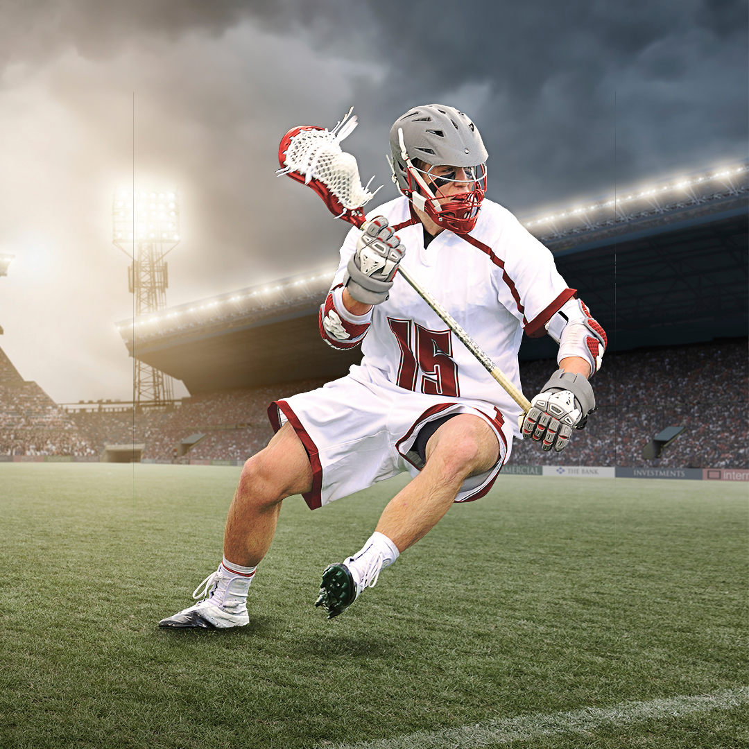 Your players are champions, give them a champion field to compete on! The field of the USA National Lacrosse Teams.