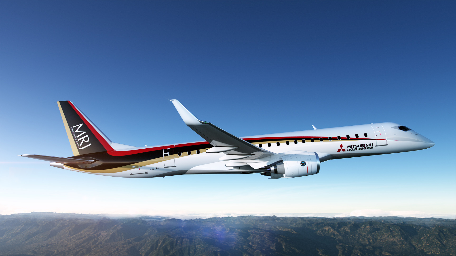 The MRJ design incorporates superior technology and passenger comfort. Engineered to achieve the lowest operational cost and lowest environmental impact. Better for passengers, the environment and airlines, the MRJ will change the way you fly.