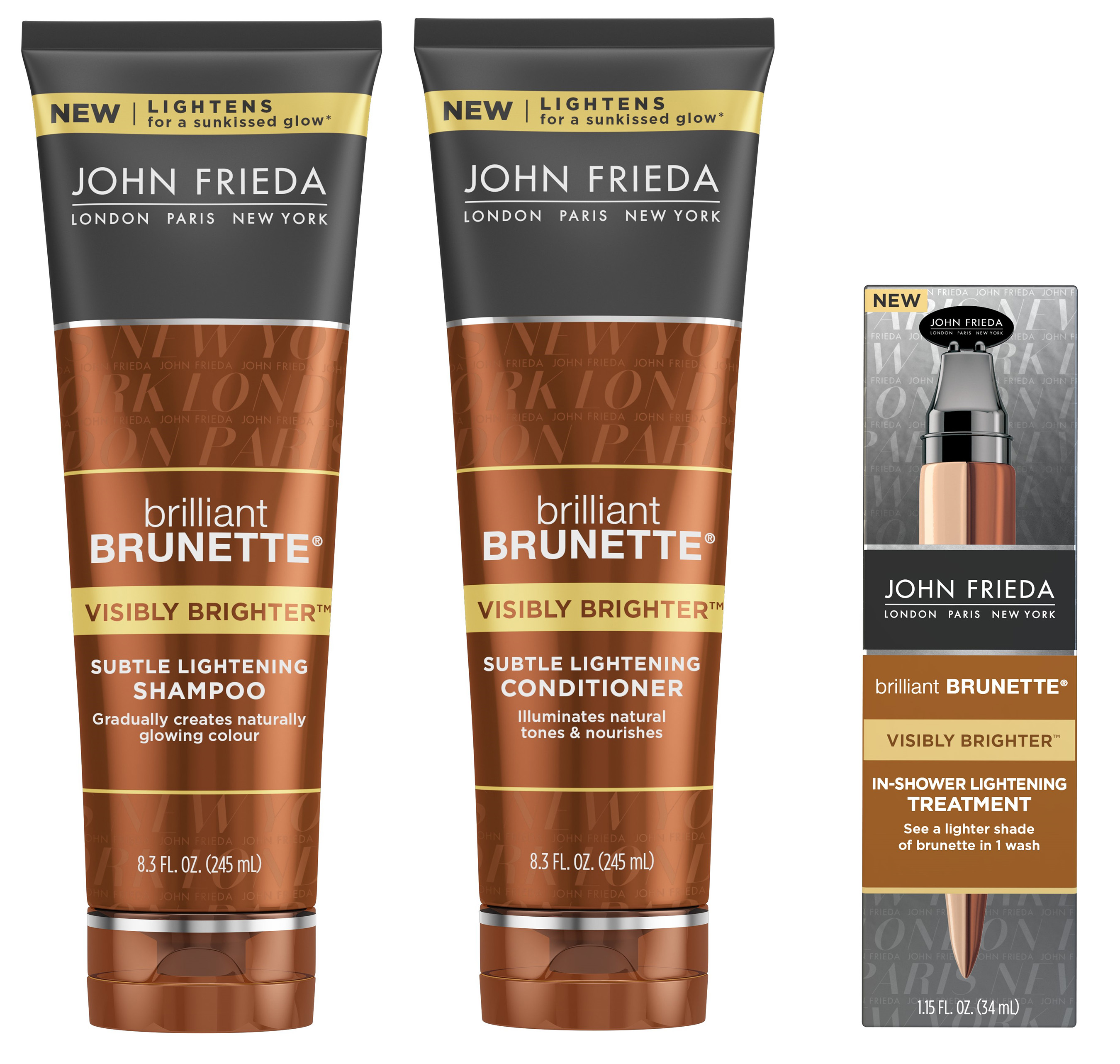 Image result for John Frieda Sheer Blonde Brilliantly Brighter Collection