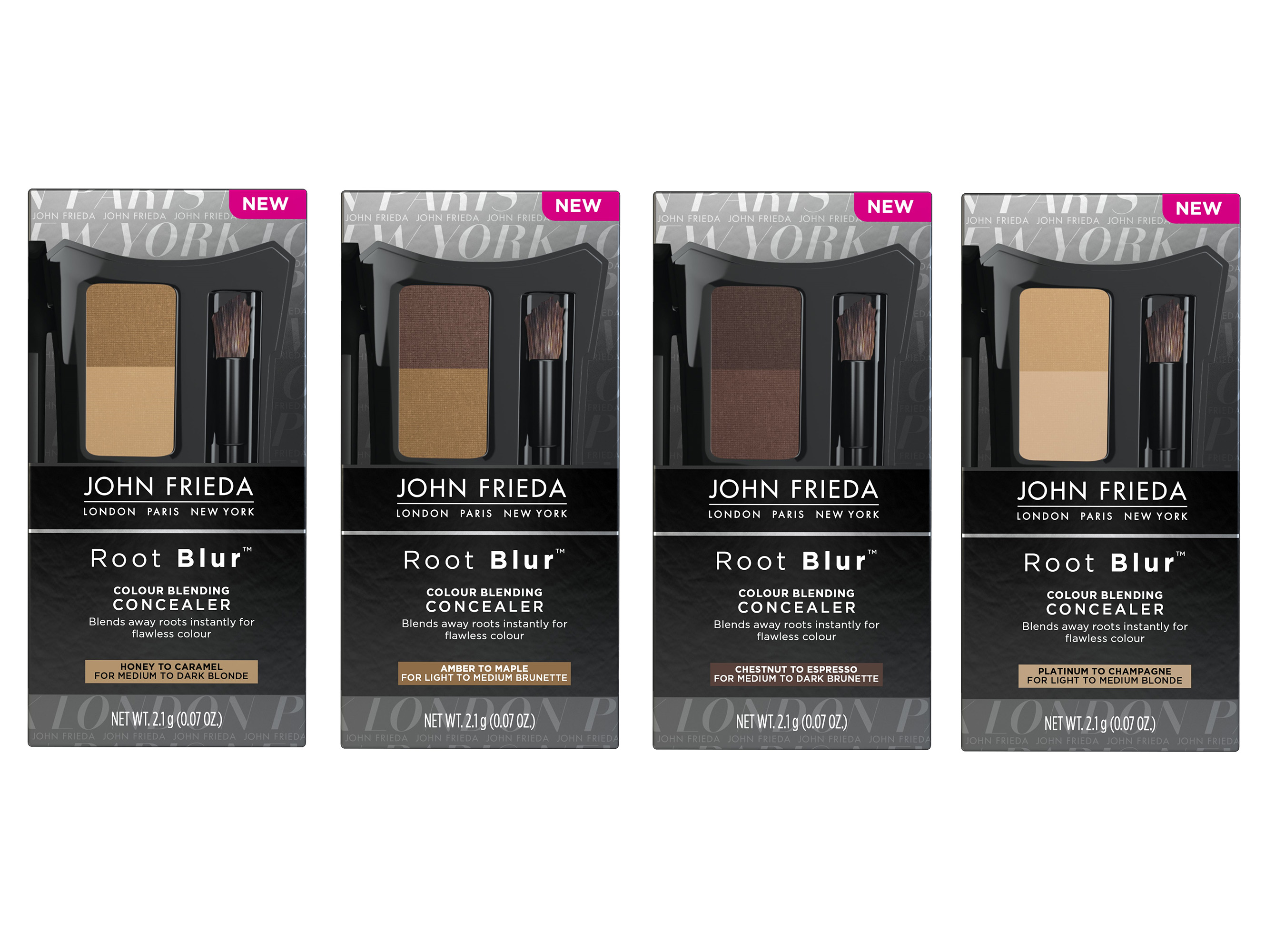 John Frieda Root Blur Collection