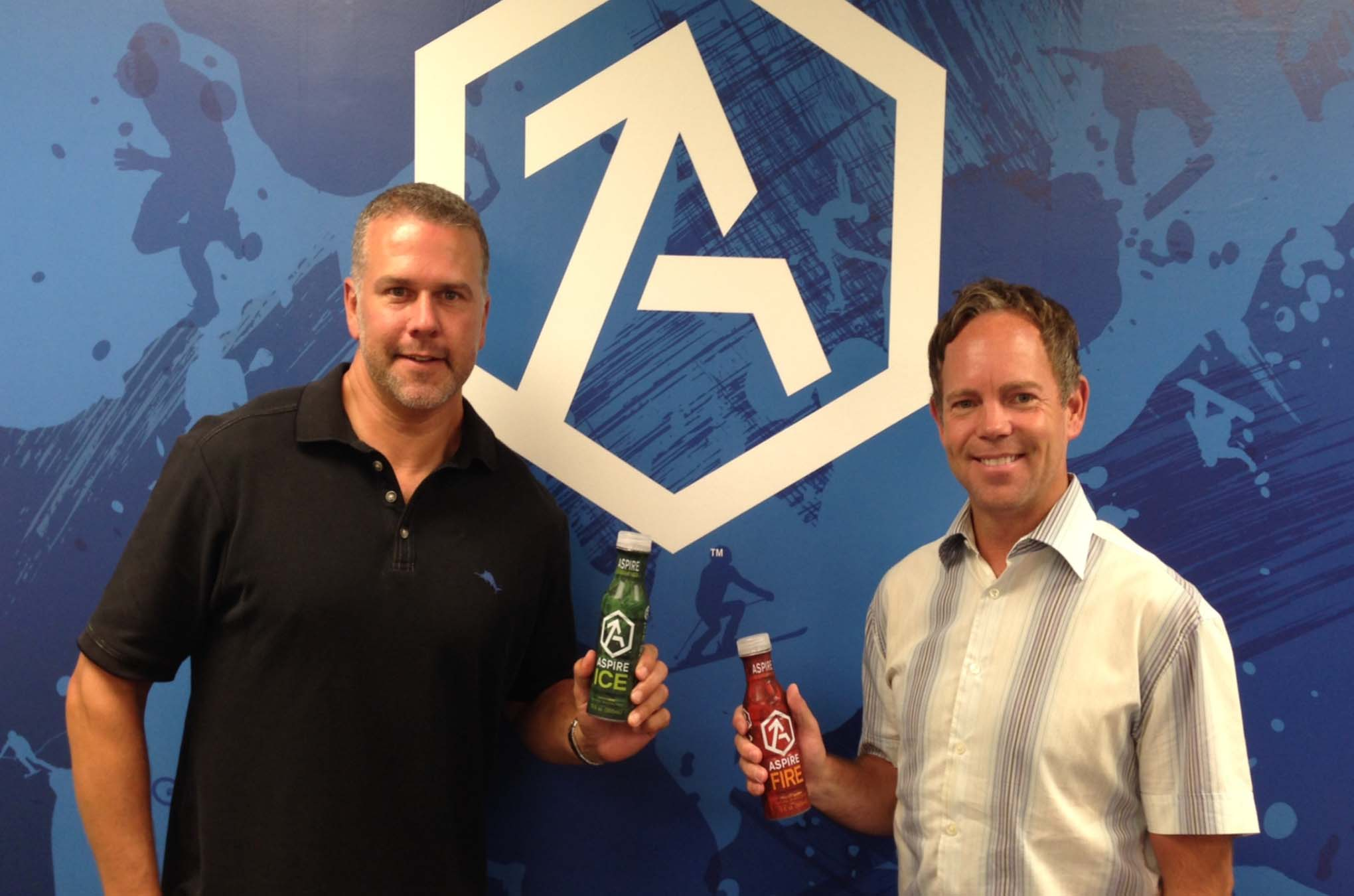 Founded in 2012 by two Minnesota hockey dads that were concerned about the prevalence of sugary, caloric drinks being consumed in the name of sports, ASPIRE Beverage Company makes innovative sports drinks with less sugar and calories that are designed to improve the health and performance of athletes.