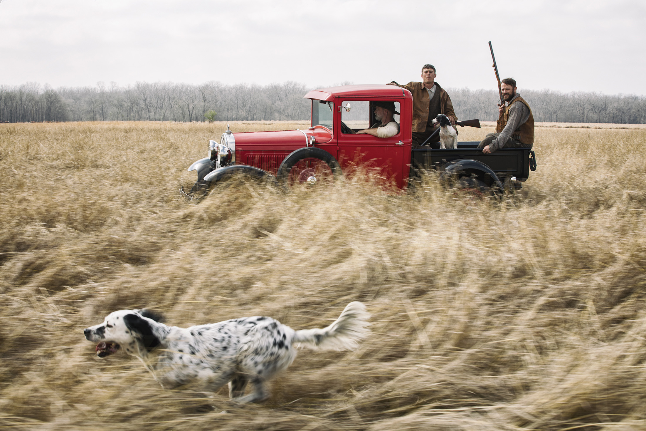 Carhartt's first hunting line launched in 1931. Its all-new high-performance hunting gear launched in the fall of 2016.