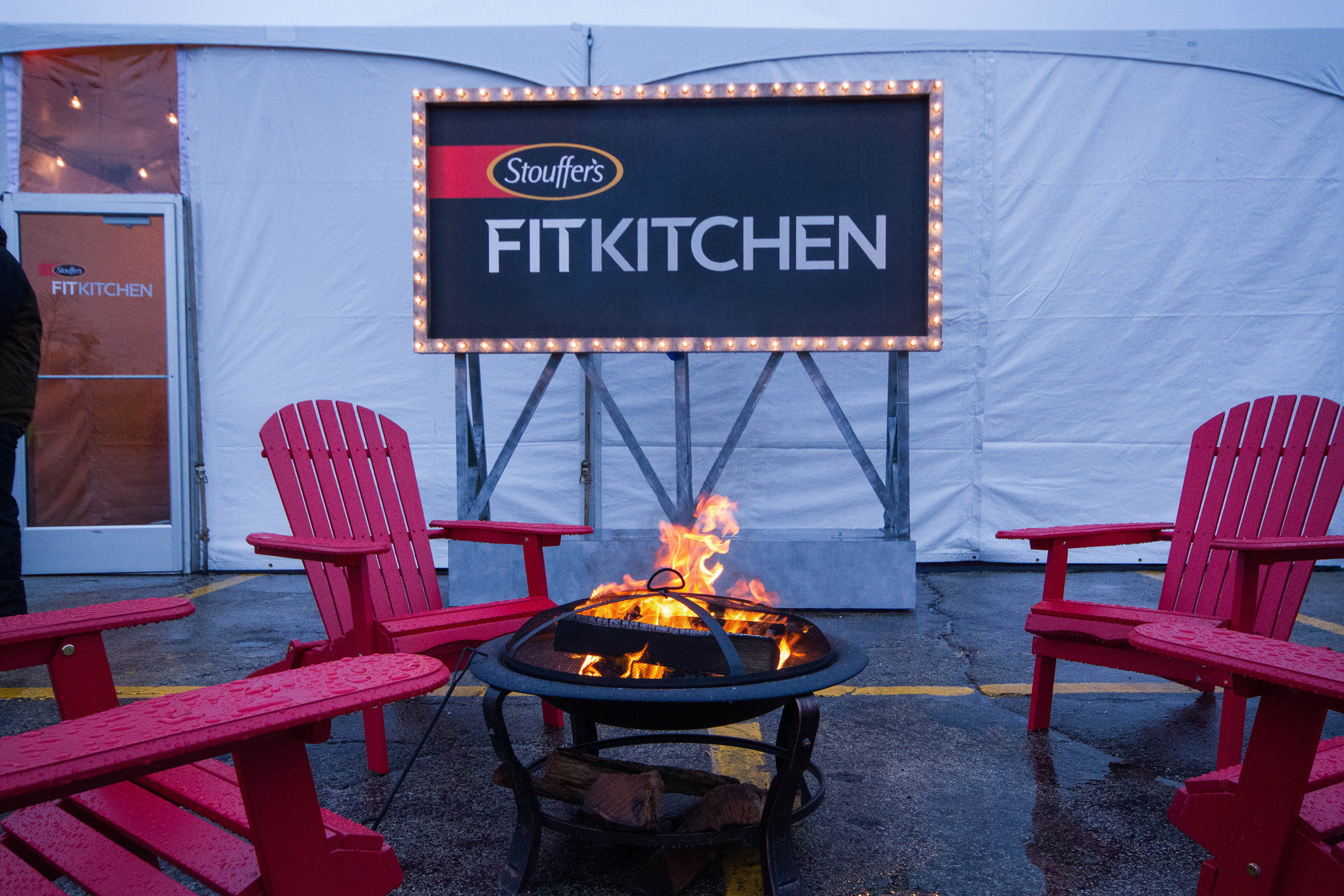 Stouffer's Fit Kitchen: Chicago Tailgate Takeover