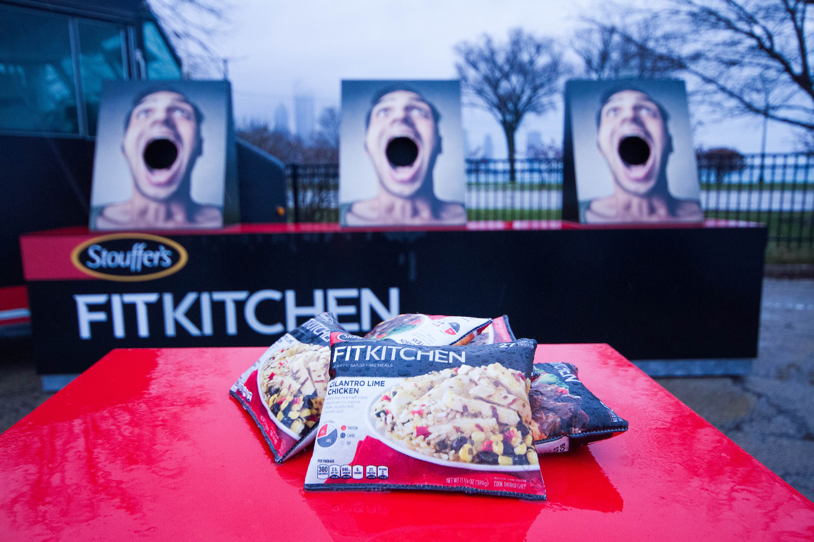 Stouffer's Fit Kitchen: Tailgate Takeover Brings Games to Fans in Chicago
