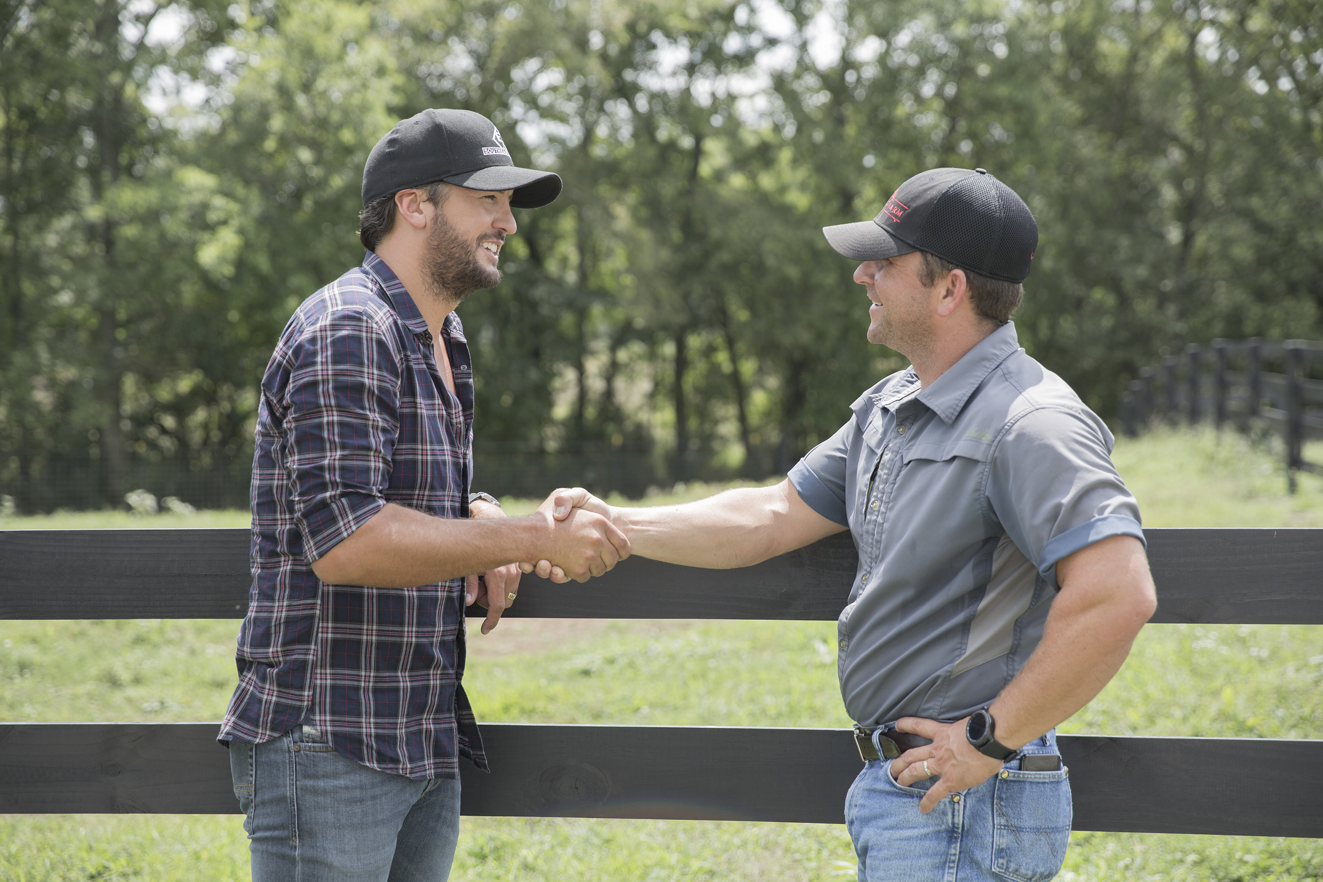 Bayer partners with Luke Bryan to celebrate farmers with its Here's To The Farmer campaign