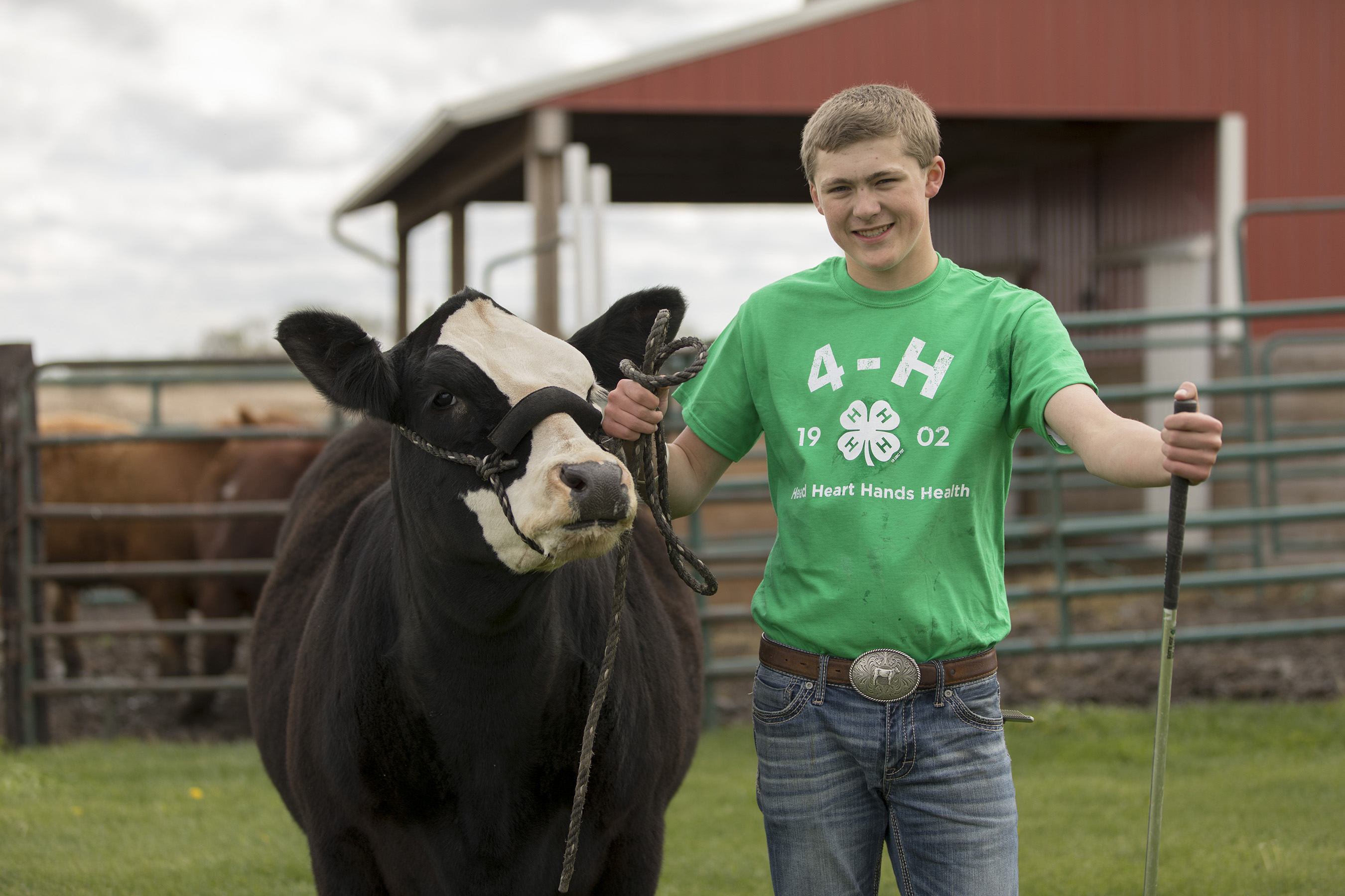 Bayers new collaboration with 4-H will support science, education and the next generation of agriculture.