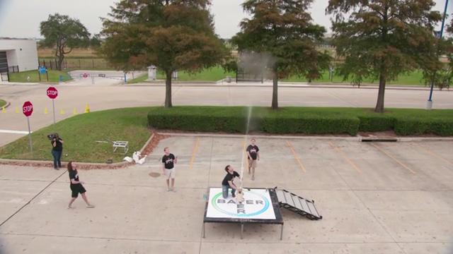 Highlights from the Bayer-Big Ten Alka-Rocket Challenge