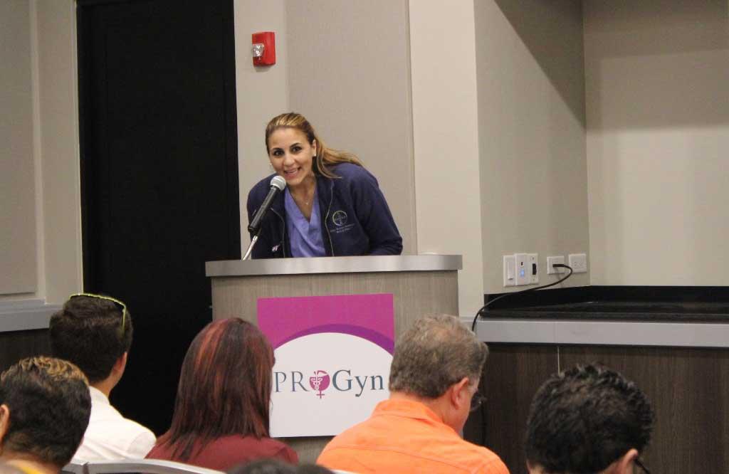 Yesmean Wahdan, M.D., Associate Medical Director, Bayer Women's Healthcare